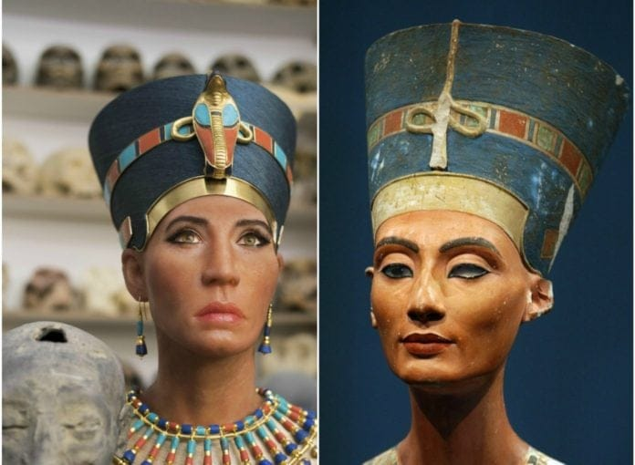 The Curse Of King Tuts Tomb Torrent: Black Twitter Roasts TODAY Show For Queen Nefertiti