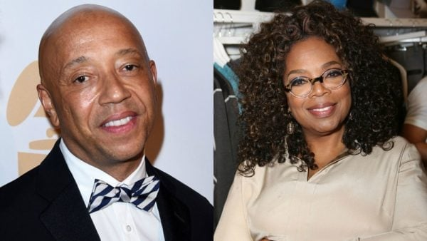Oprah Winfrey listed as executive producer of doc about Russell Simmons accuser
