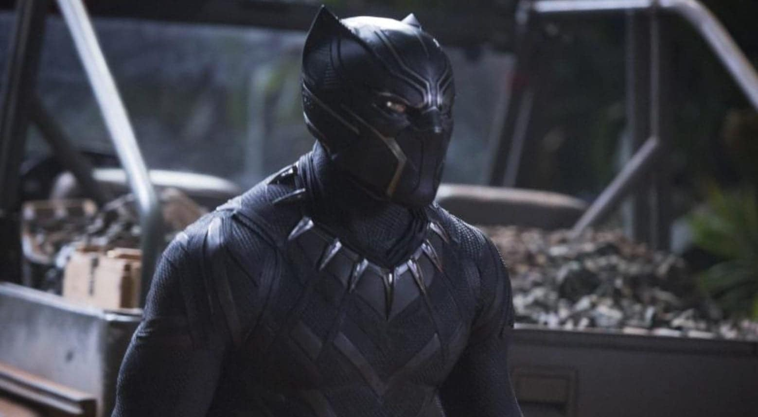 Black Panther Blu-ray and 4K steelbooks revealed