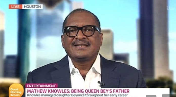 Matthew Knowles on Good Morning Britain