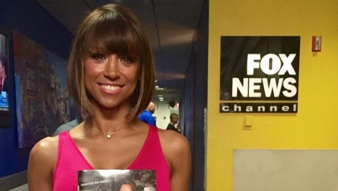 Stacey Dash Fox News Book There Goes My Social Life thegrio.com
