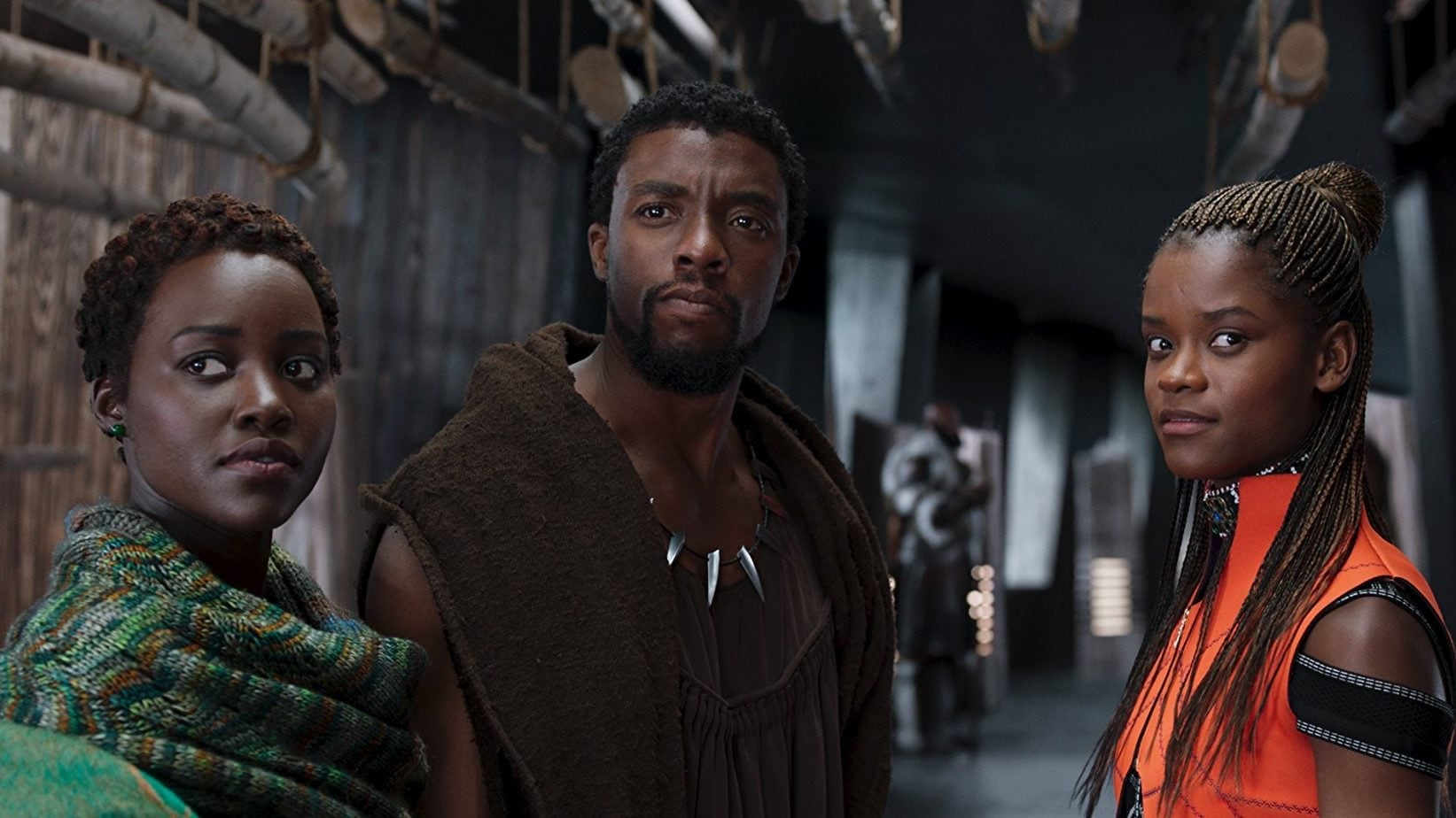 'Black Panther' Tops $1.3 Billion At Worldwide Box Office