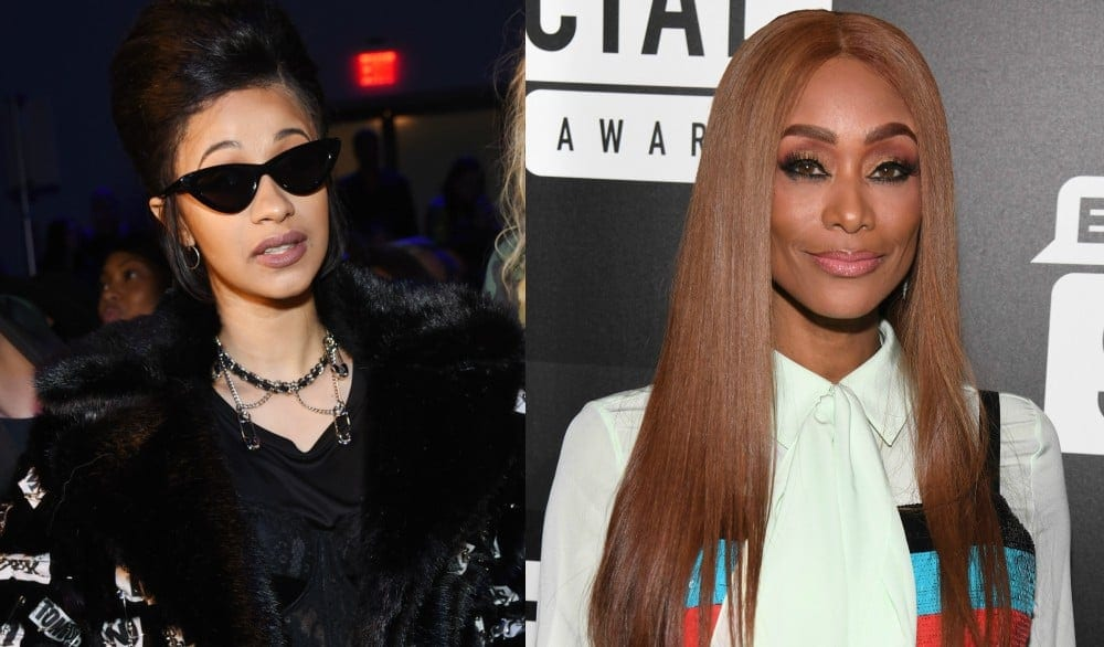 2f1d1accc84 Cardi B claps back at Tami Roman over body-shaming comments - theGrio