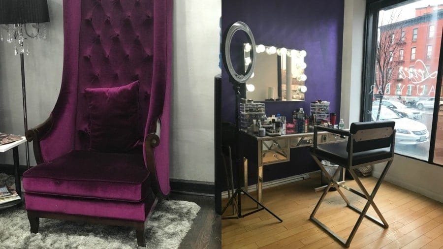 Black business review le luxe beauty studio takes self for Lux hair salon
