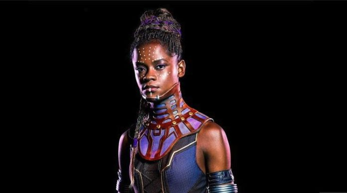 Letitia Wright stars as Shuri in Black Panther. (Marvel) thegrio.com