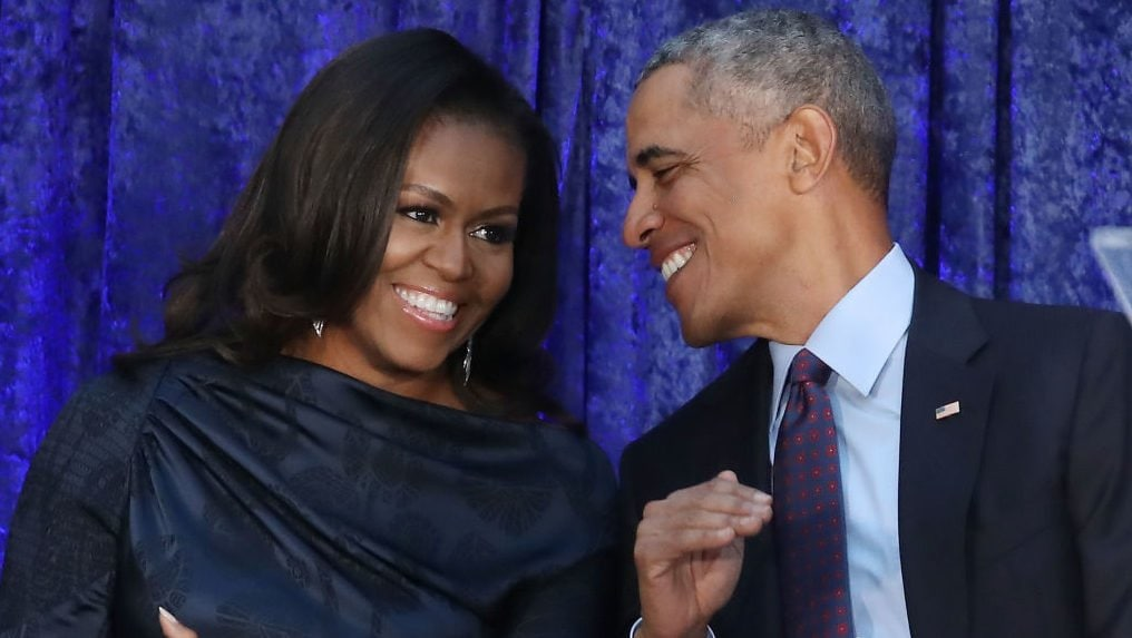 Of Course Michelle Obama Made a Valentine's Day Playlist for Barack