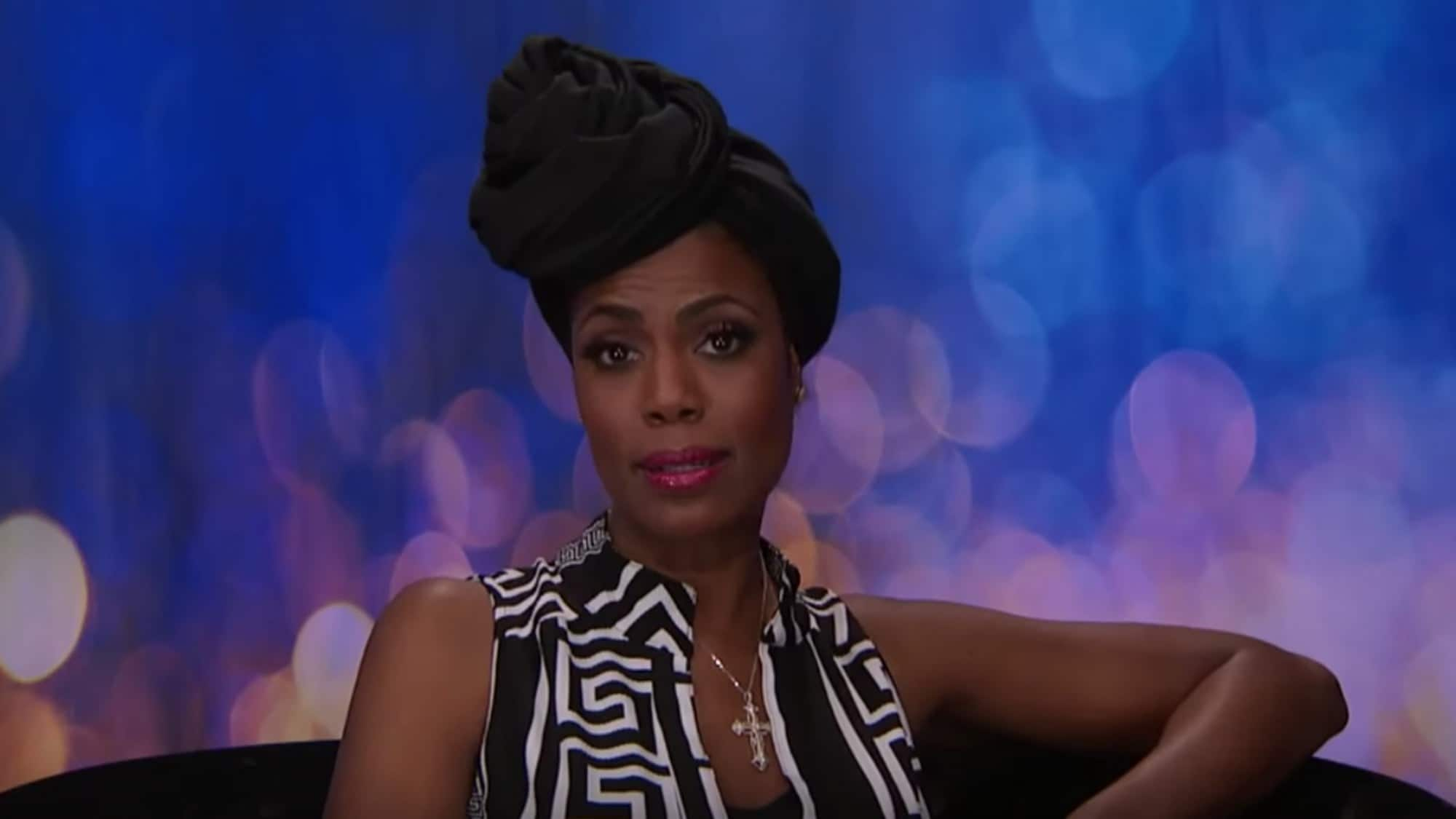On 'Big Brother,' Omarosa says the country won't be OK