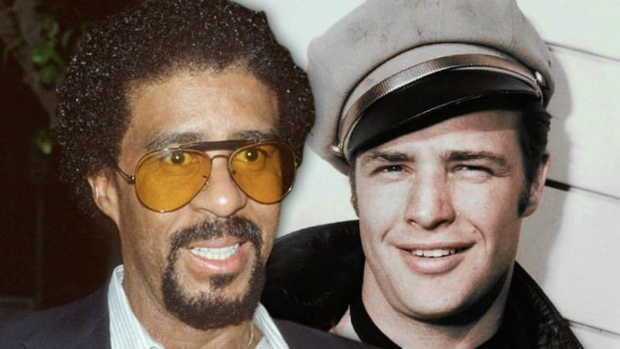 Richard Pryor and Marlon Brando were lovers, Pryor's widow confirms