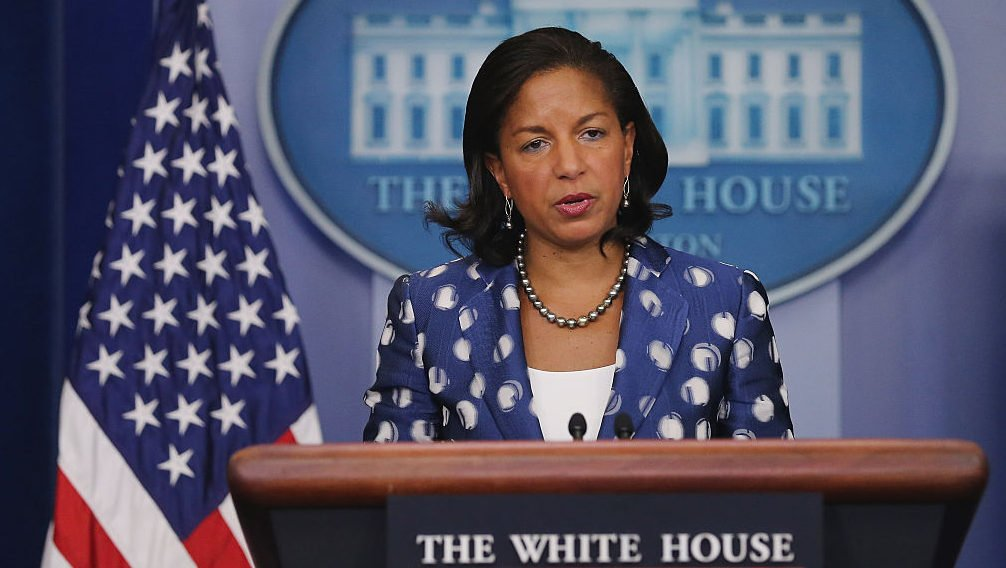 Republican pols question 'unusual' Susan Rice email on Russian probe