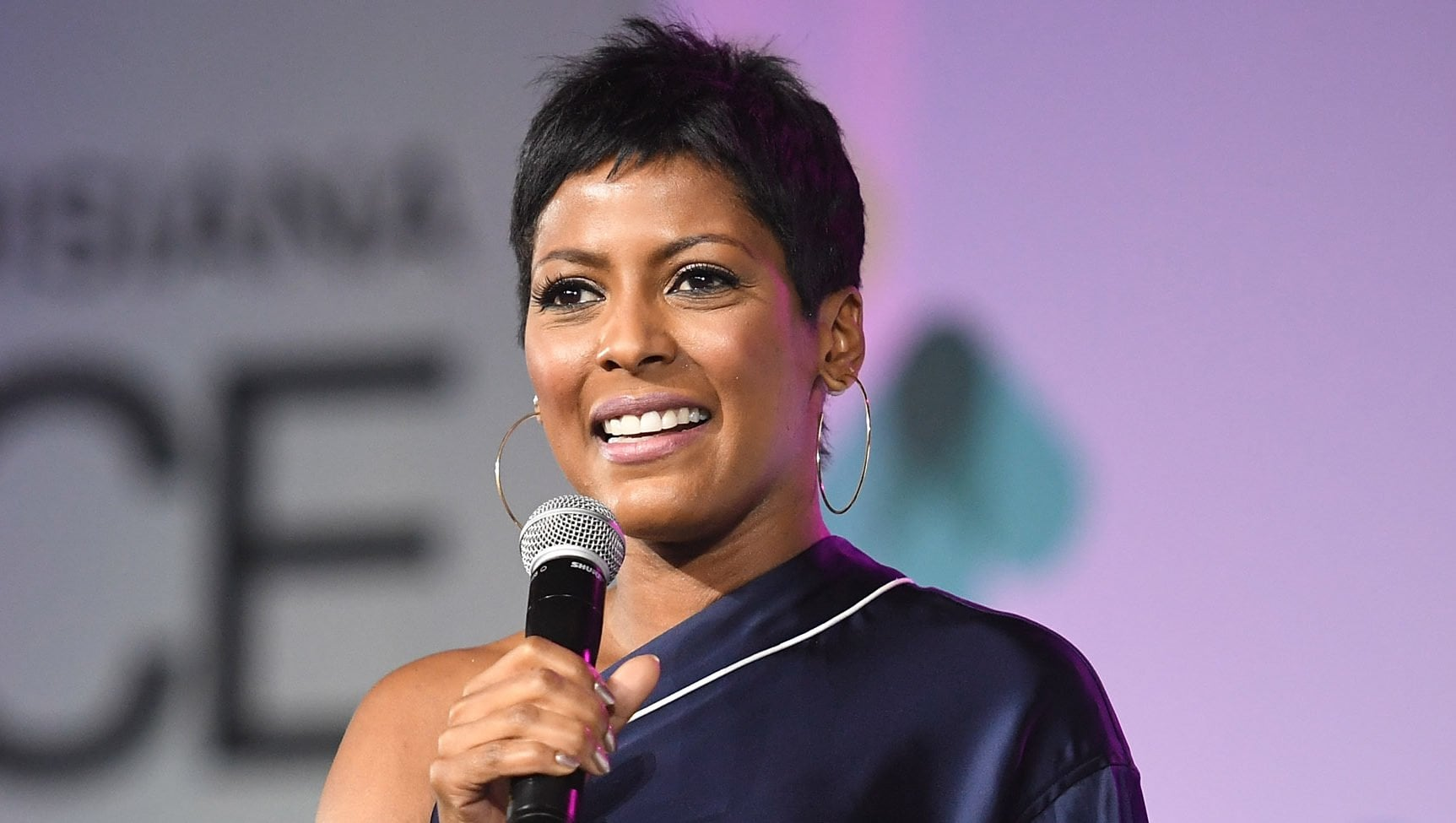 Tamron Hall wanted more women on the staff of her new talk show