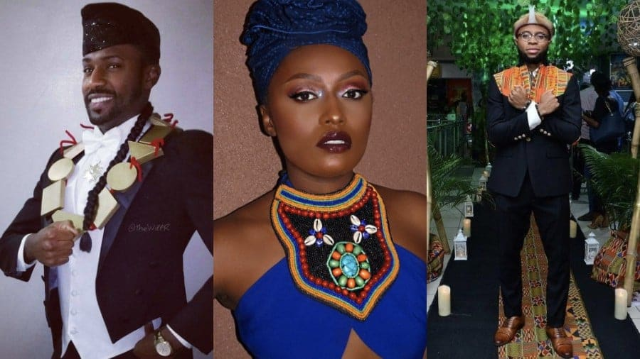 7080689f4 People are showing off their best  Black Panther  looks on Instagram  ( thewillr