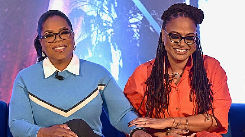 Oprah Winfrey embraces message of hope in Disney's 'Wrinkle'
