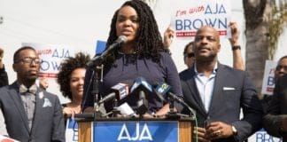 Compton mayor Aja Brown announces she's running for congress. thegrio.com