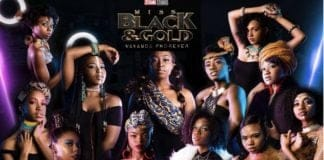 Black Panther-themed pageant hosted by Alpha Phi Alpha fraternity
