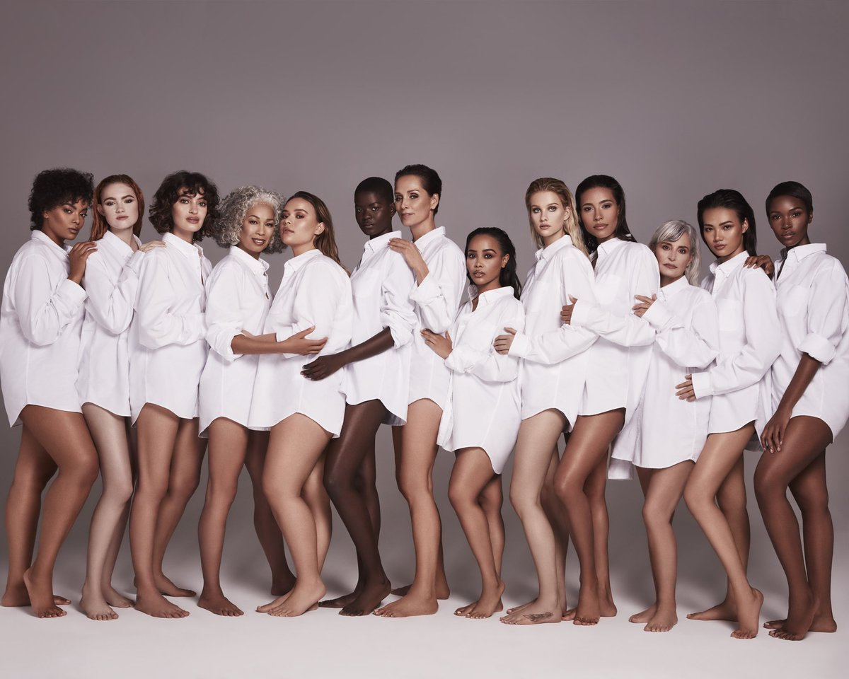 Beauty model defends Kim K's makeup line & lack of diversity