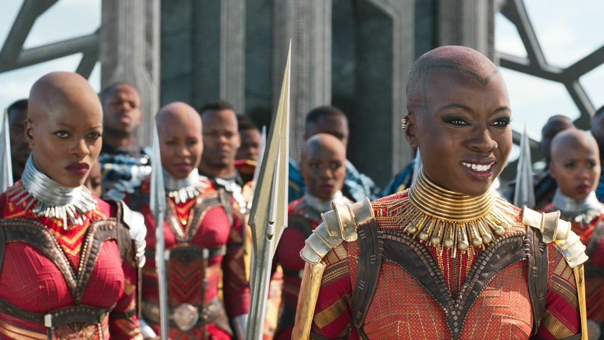 #WakandaForever: 'Black Panther' Becomes All-Time Top-Grossing Superhero Film In The US