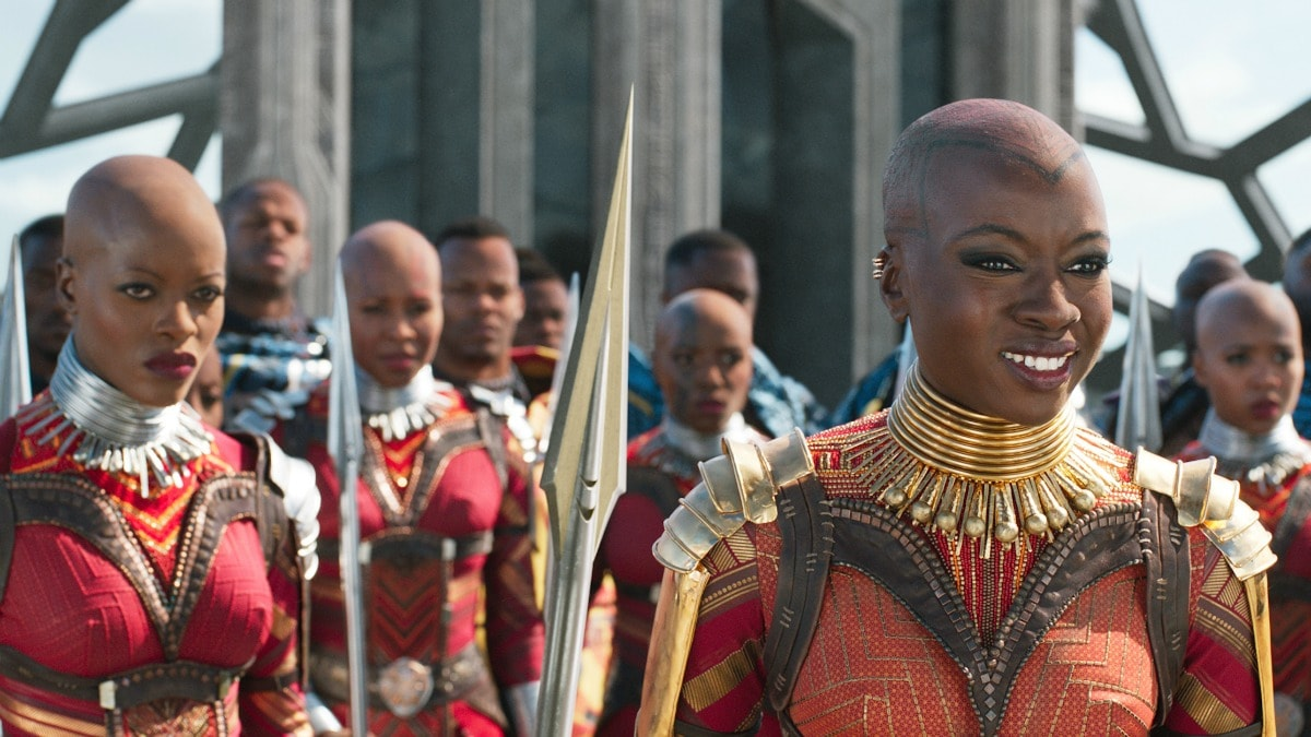 See 'Black Panther's Dora Milaje in 'Wakanda Forever: The Amazing Spider-Man'