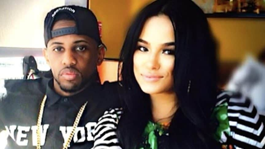 Rapper Fabolous caught on tape threatening 'Love and Hip-Hop