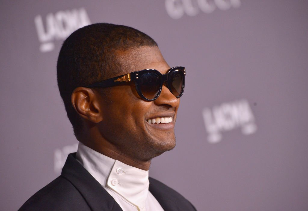 Why people like it when Usher turns his back to them (hint: a tattoo is involved)