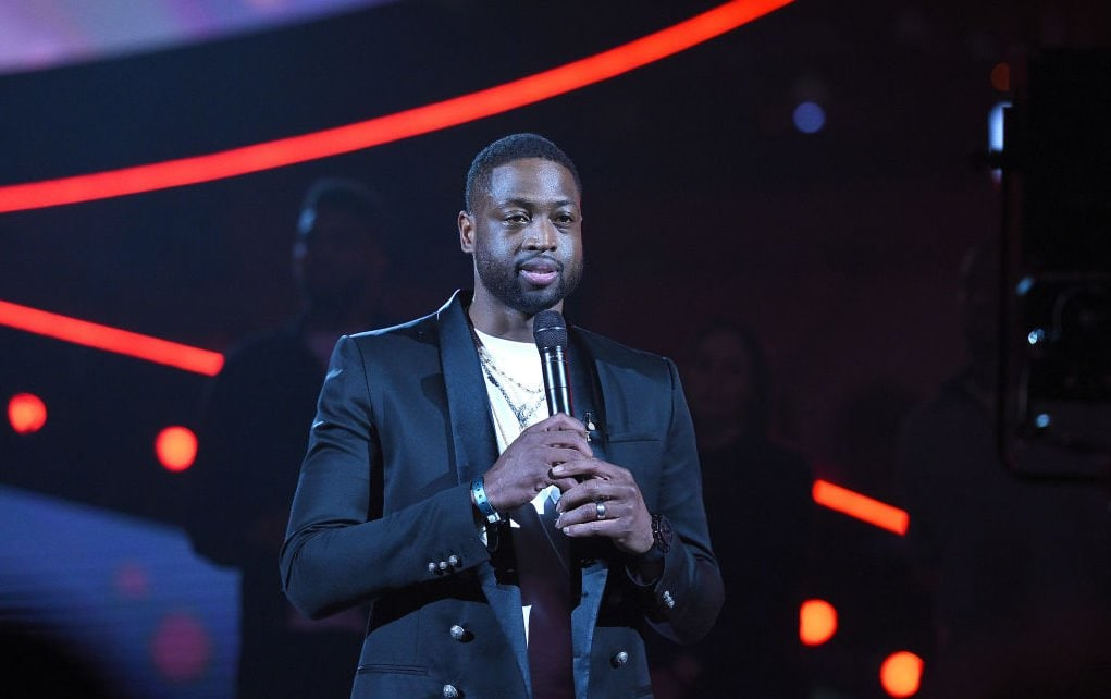 Dwyane Wade explains why supporting his son during Miami Pride was