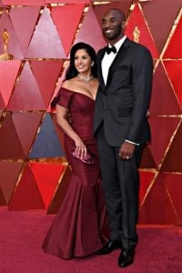 - MARCH 04: Kobe Bryant (R) and Vanessa Laine Bryant