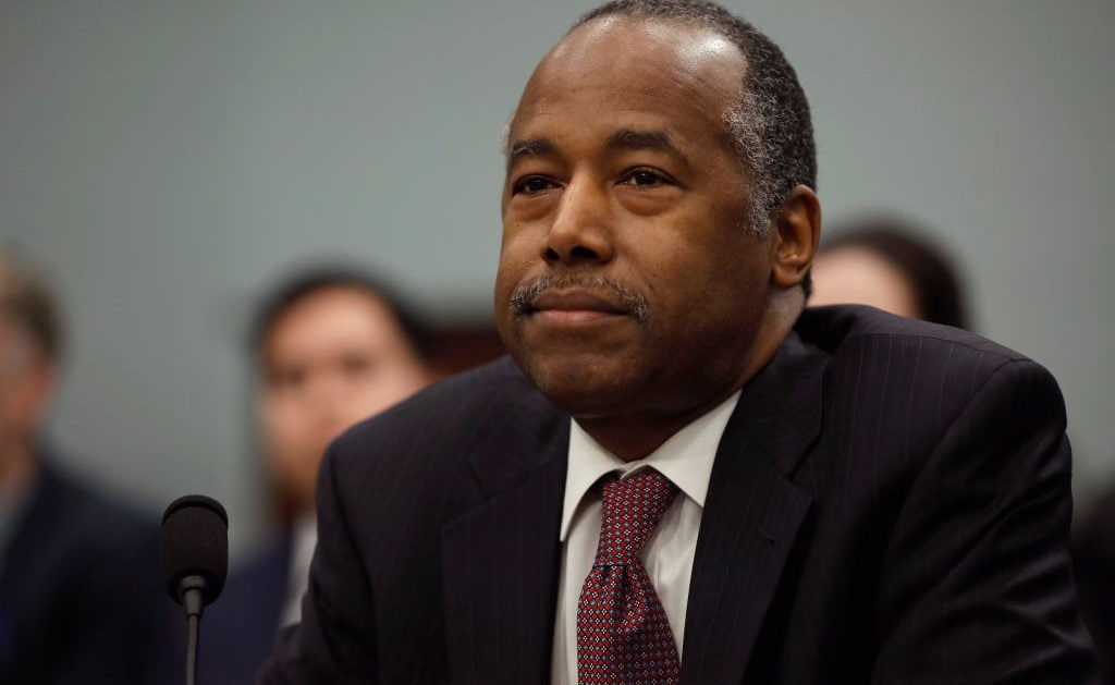 Carson removes HUD's anti-discrimination initiatives and then blames trans people - theGrio