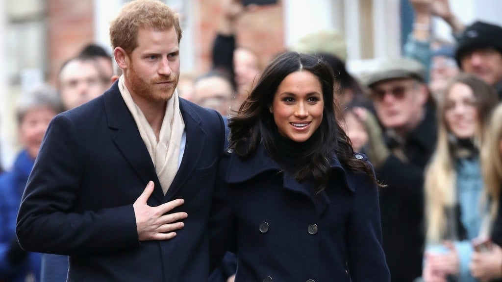 Prince Harry and Meghan Markle will reportedly announce new brand and charity