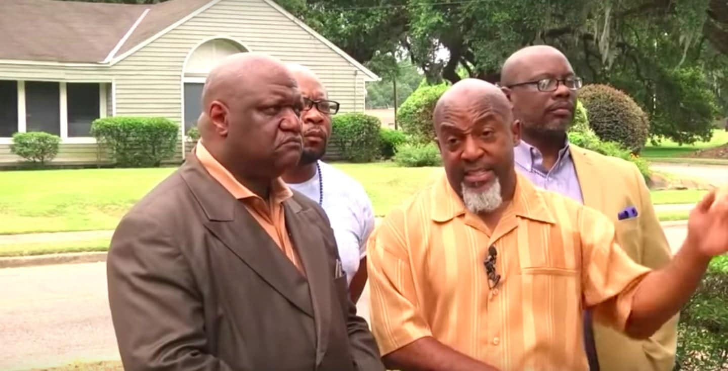 Al Sharpton's half-brother booked with murder in Alabama