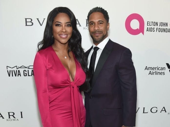 Kenya Moore and Marc Daly thegrio.com