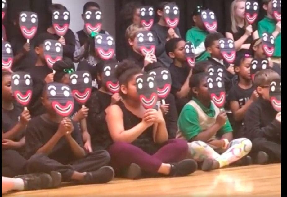 Image result for Atlanta second-graders' blackface masks draw outrage, apology