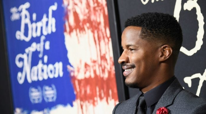 Director/Producer/writer Nate Parker attends the Premiere Of Fox Searchlight Pictures' 'The Birth Of A Nation' at ArcLight Cinemas Cinerama Dome on September 21, 2016 in Hollywood, California. (Photo by Frazer Harrison/Getty Images)