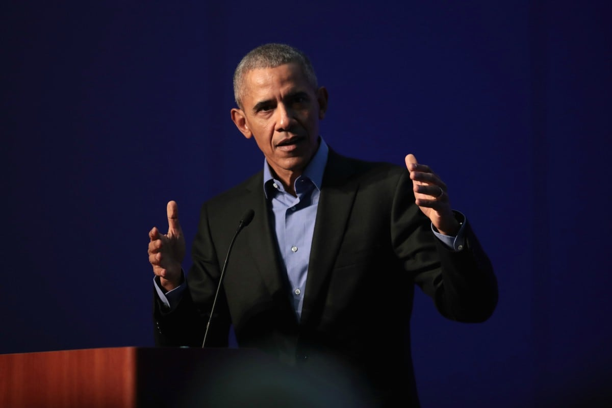 Obama: I Hope to Create 'A Million Young Barack Obamas'