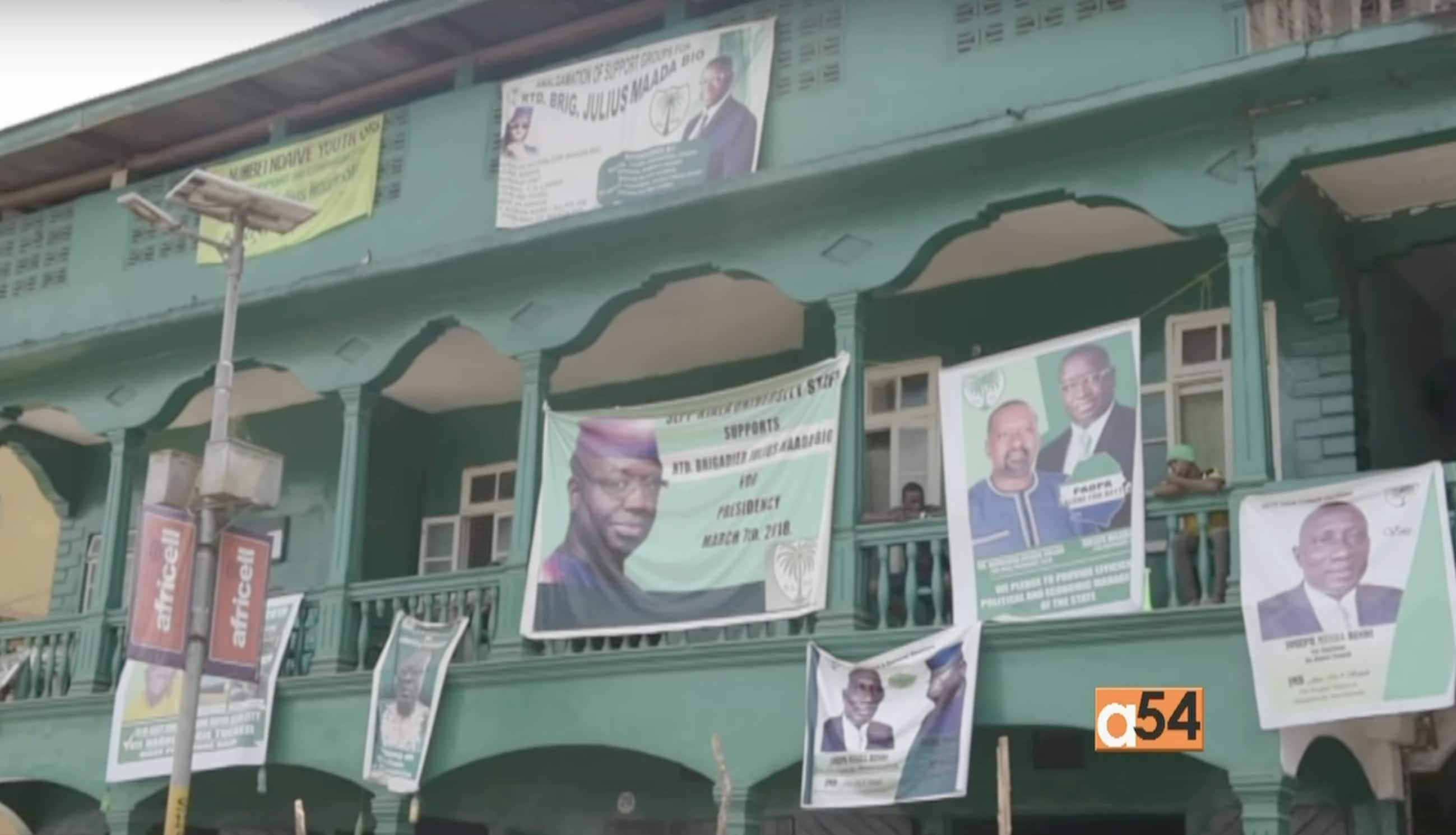 Voting Going Smoothly In Sierra Leone Presidential Run-Off