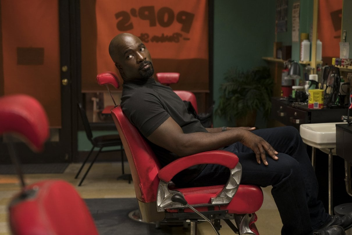 'Marvel's Luke Cage' Released New Images From Upcoming Season 2