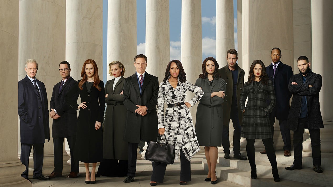 Scandal series finale to feature new Stevie Wonder track