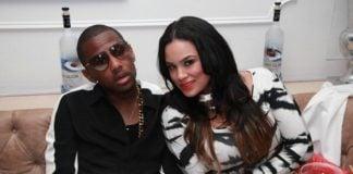 Rapper Fabolous and Emily B thegrio.com
