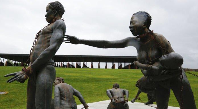 Lynching Memorial thegrio.com