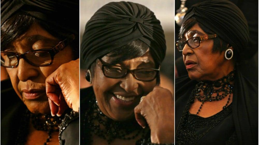 Winnie Madikizela-Mandela, anti-apartheid campaigner, dies