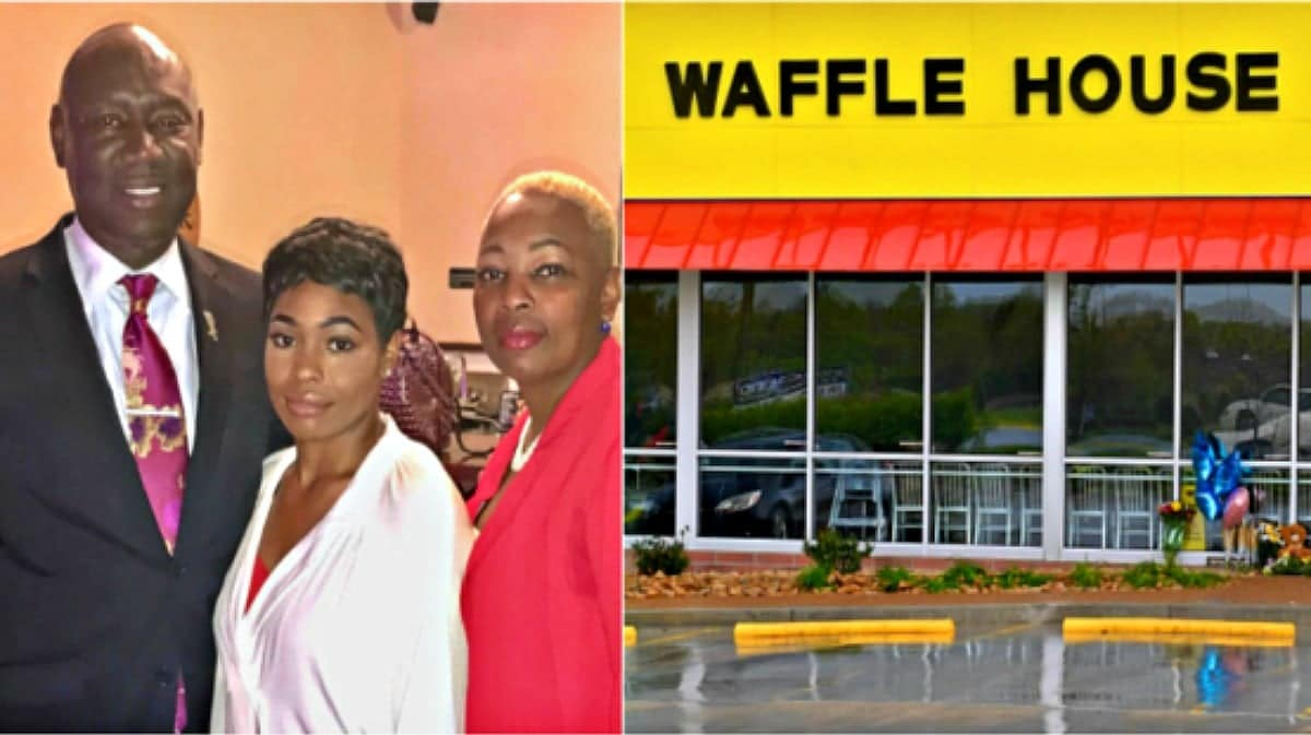 Waffle House doubles down on Alabama arrest