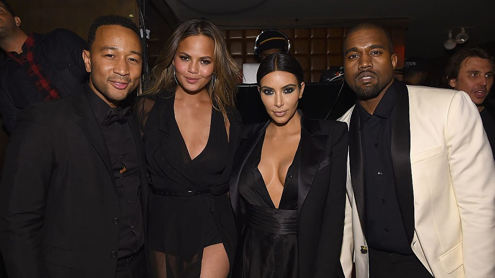 Kanye releases private messages with John Legend to defend his Trump bromance - theGrio