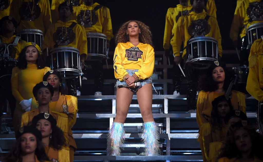 Beyonce Coachella thegrio.com
