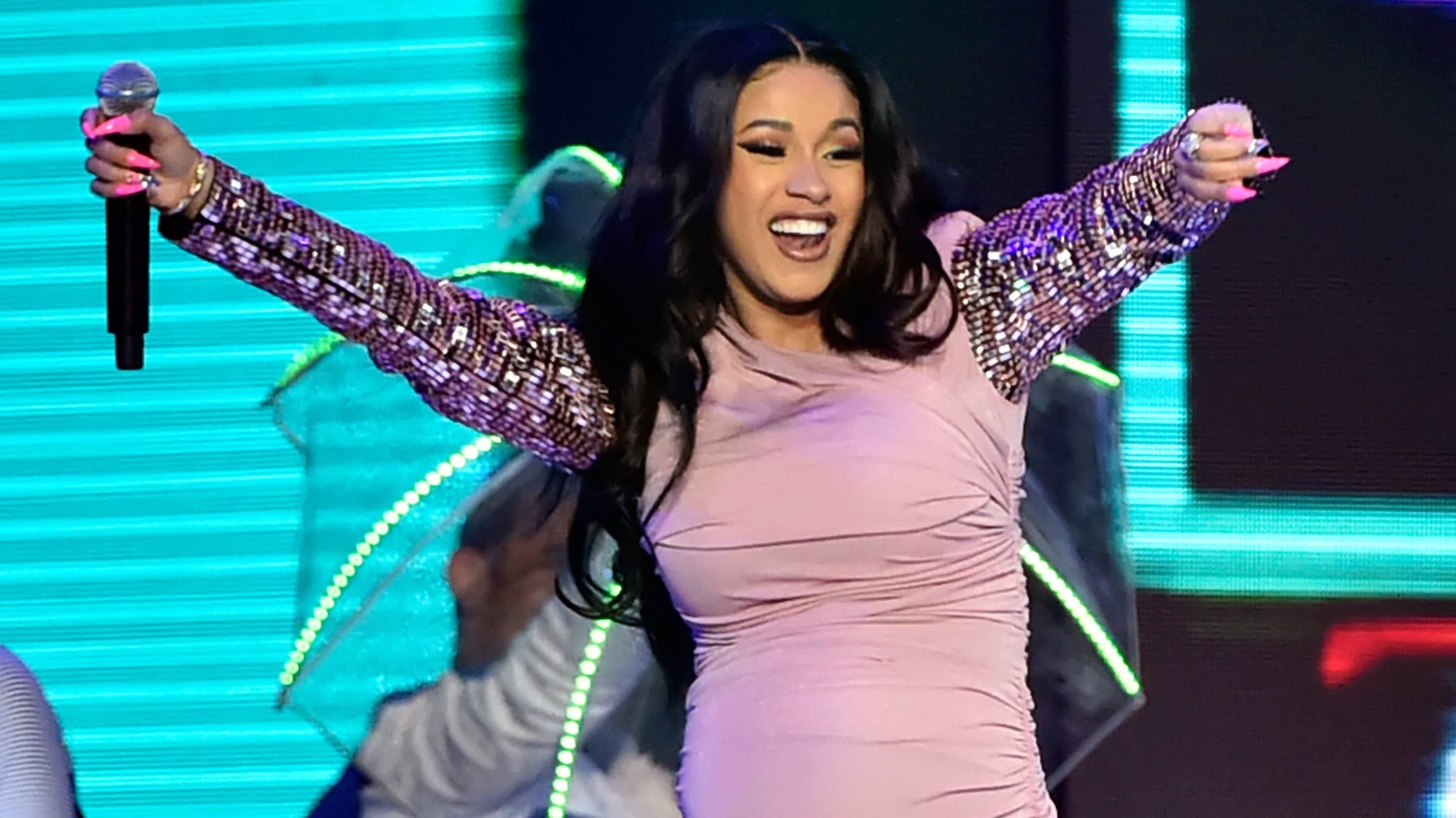 Uh Oh - Cardi B Sued By Former Manager For $10 Million!
