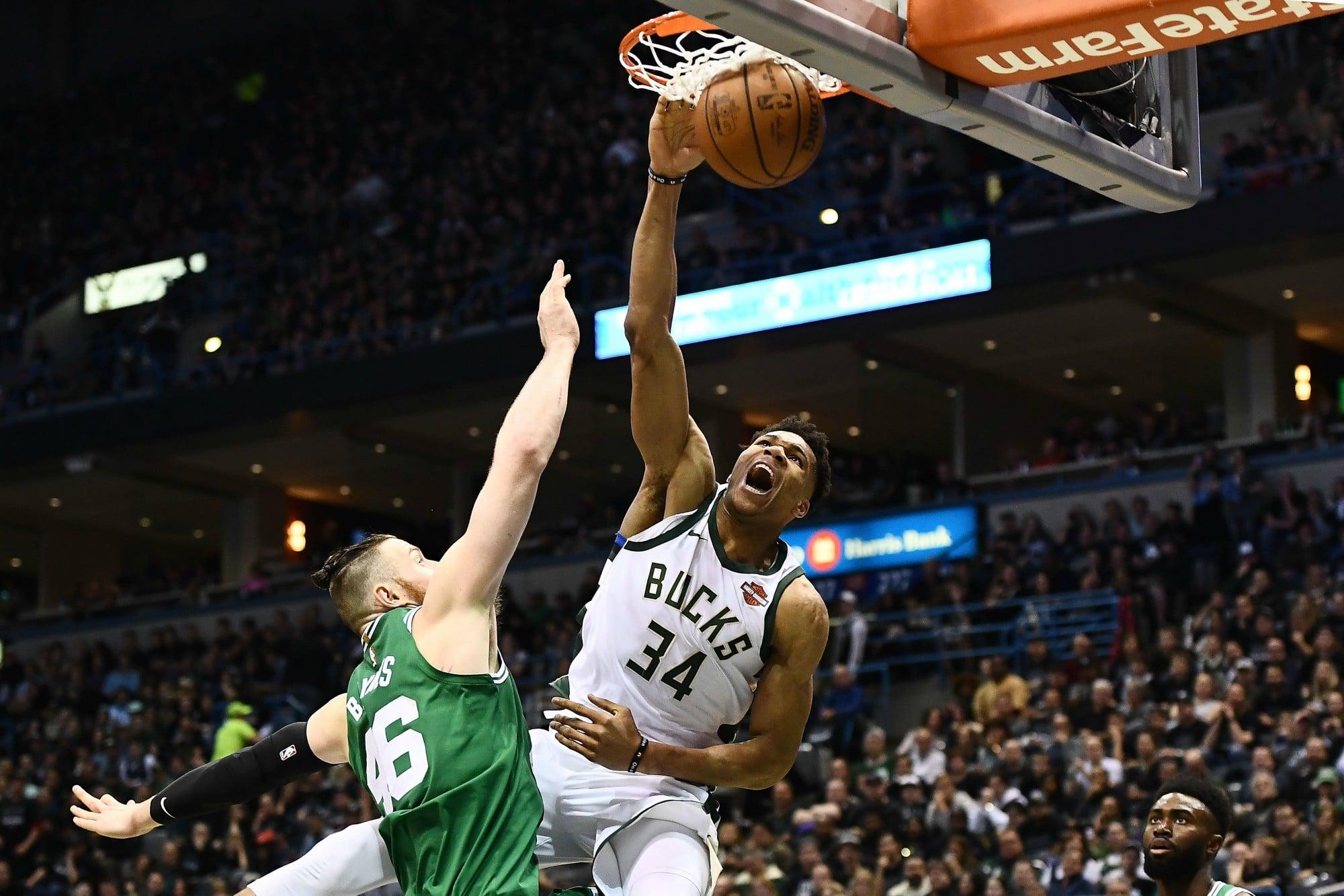 Eastern Conference Playoffs: Boston Celtics vs. Milwaukee Bucks