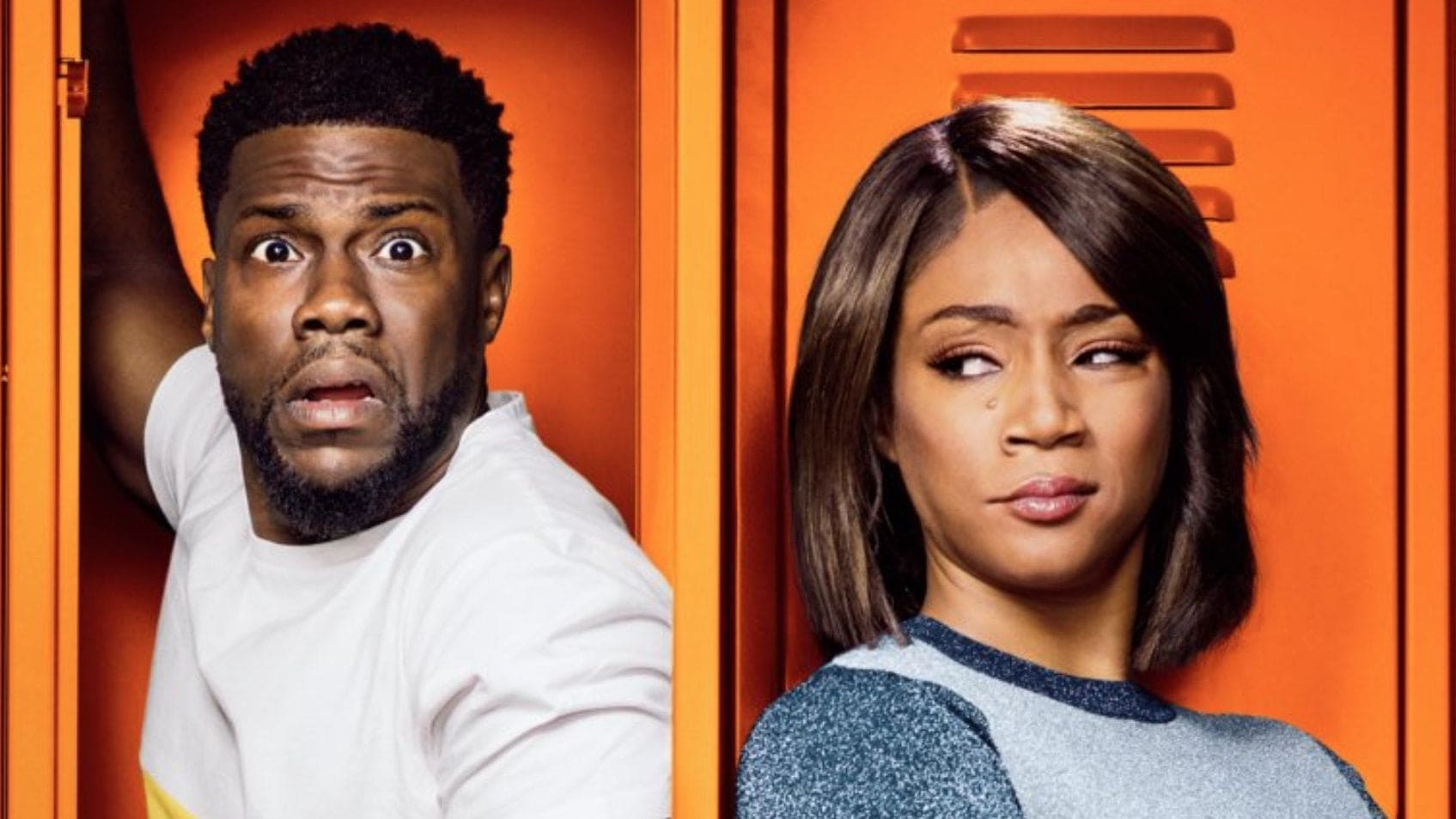 Kevin Hart and Tiffany Haddish star in first trailer for Night School