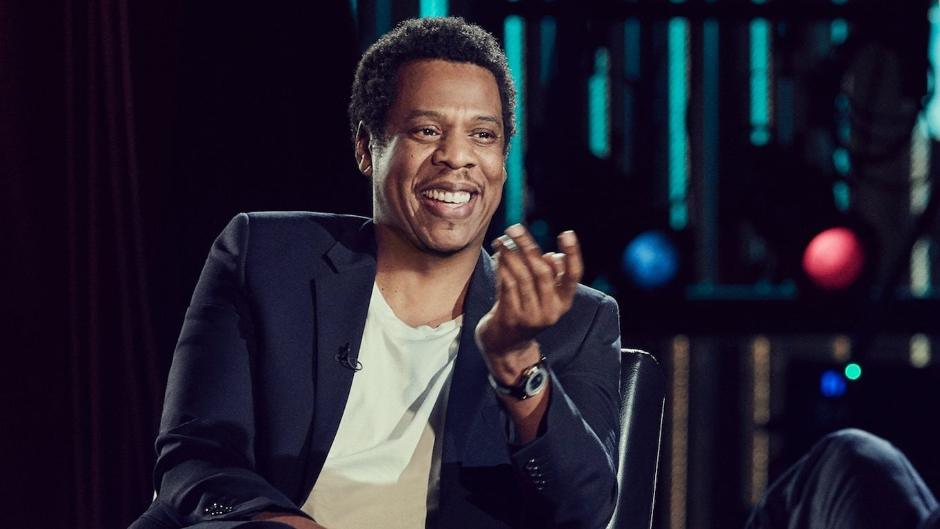 Jay-Z reveals 'the most beautiful thing' Blue Ivy ever said to him