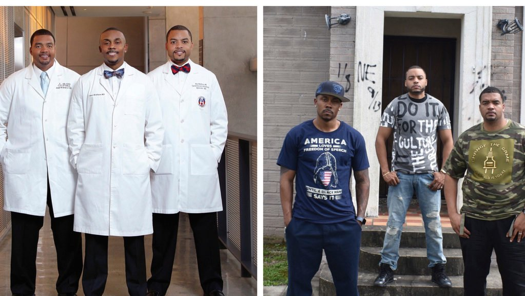 Against the odds: 3 black doctors detail journey to success