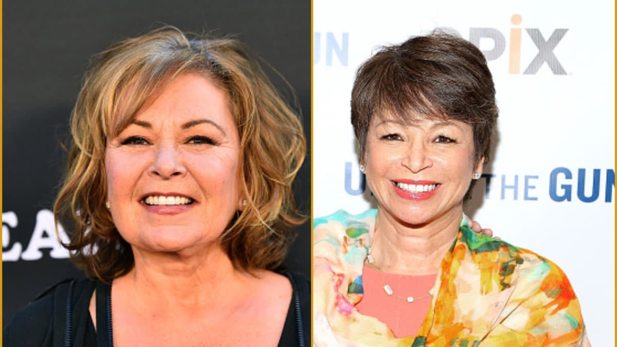 Valerie Jarrett reacts to 'Roseanne' cancellation