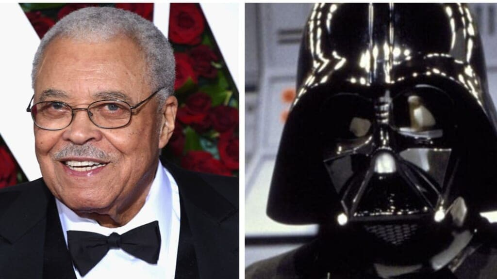 James Earl Jones Darth Vader thegrio.com