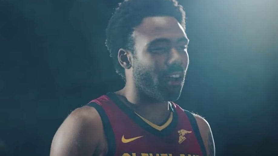 dd969f5a51e Lebron James is an island out there all by his lonesome leading the  Cleveland Cavaliers to victory. And an unaired Saturday Night Live skit  made light of ...