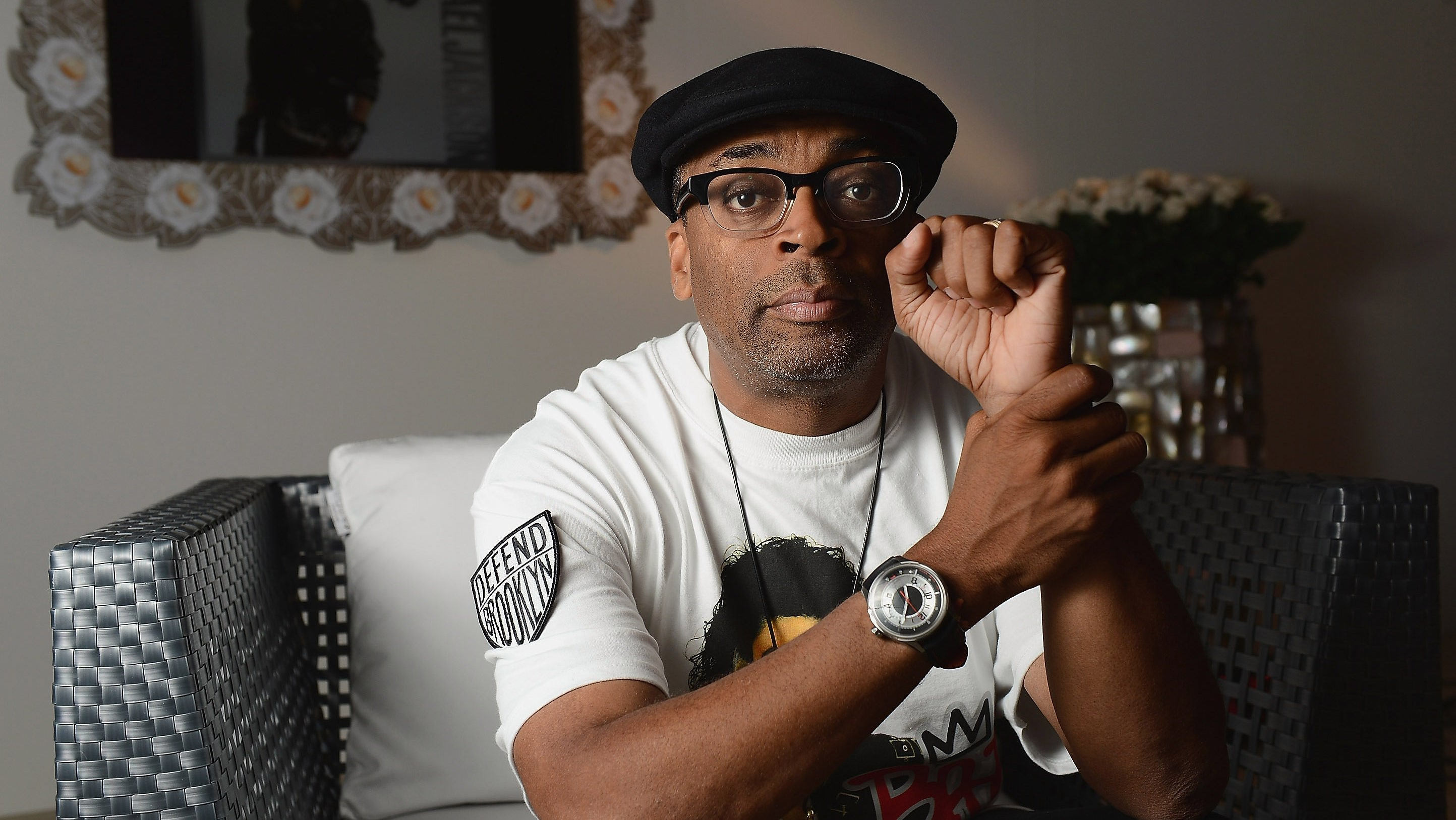 Spike Lee blasts Trump for not condemning the Klan and Alt-Right